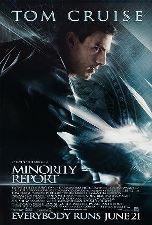 Minority Report: A Nova Lei Dublado Online
