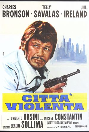 Cidade Violenta Dublado Online