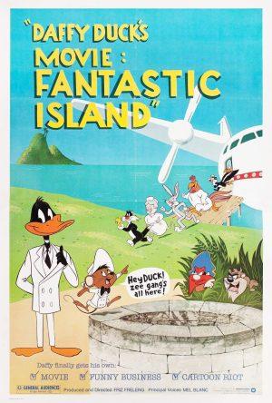 Patolino: A Ilha Fantástica Dublado Online