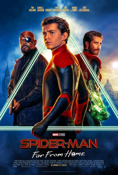Upcoming Hollywood Movie Spider-Man: Far From Home (2019) Cast, Release Date, Trailer, Story