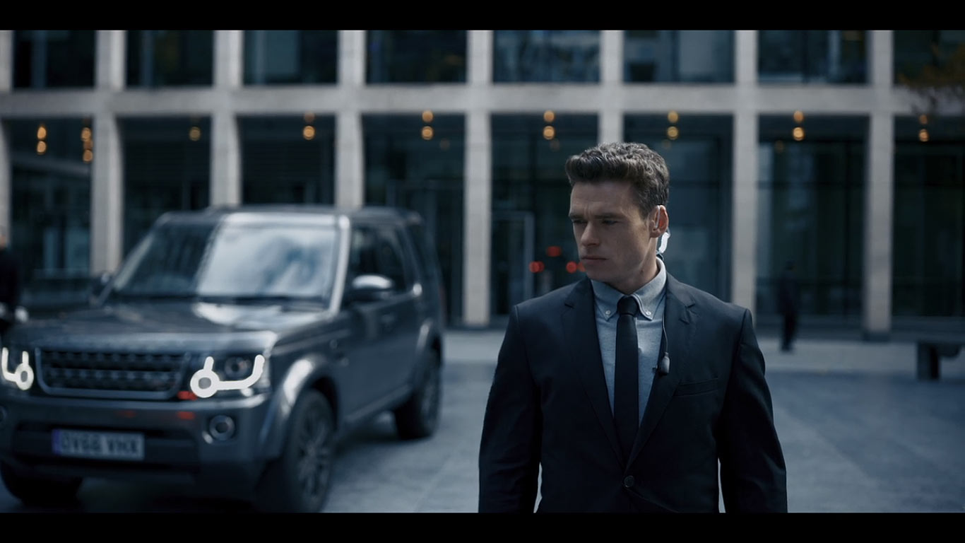 Richard Madden in Bodyguard (2018)