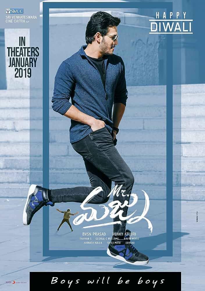 Download Mr. Majnu (2020) New Released Hindi Dubbed Full Movie   Akhil Akkineni, Nidhhi Agerwal