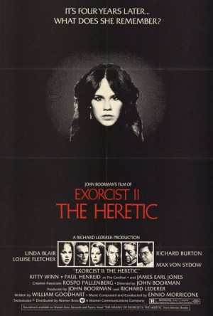 O Exorcista II - O Herege Dublado Online