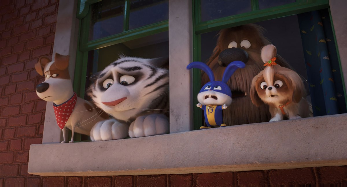 review the secret life of pets 2