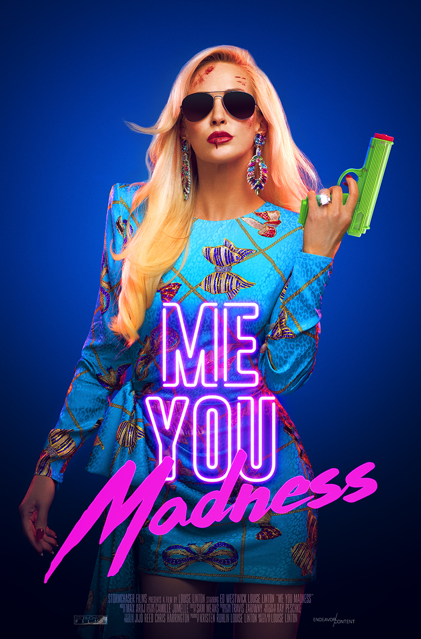 Me You Madness (2021) WebRip 720p Dual Audio [Hindi (Voice Over) Dubbed + English] [Full Movie]