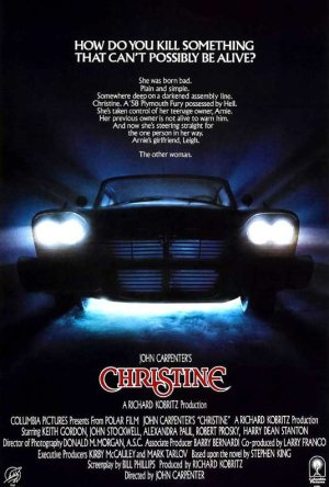 Christine – O Carro Assassino Dublado Online