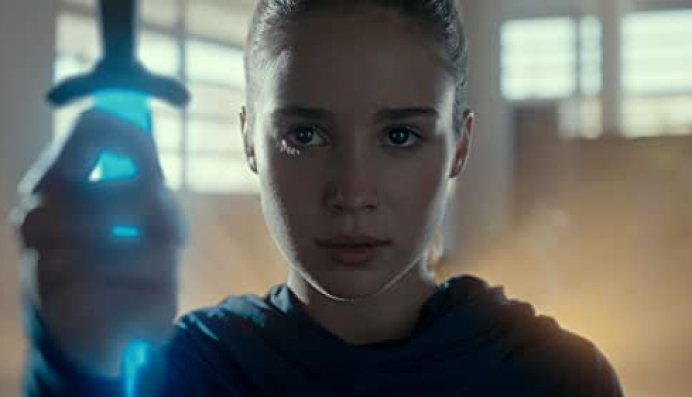 Warrior Nun (TV Series 2020– ) - IMDb