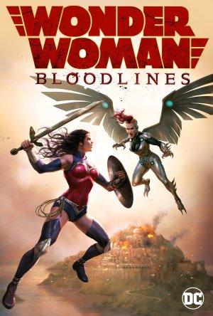 Mulher Maravilha – Linhagem de Sangue Dublado Online