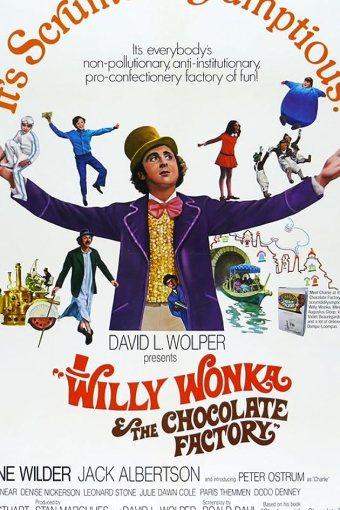 A Fantástica Fábrica de Chocolate 1971 Dublado Online