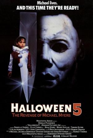 Halloween 5: A Vingança de Michael Myers Dublado Online