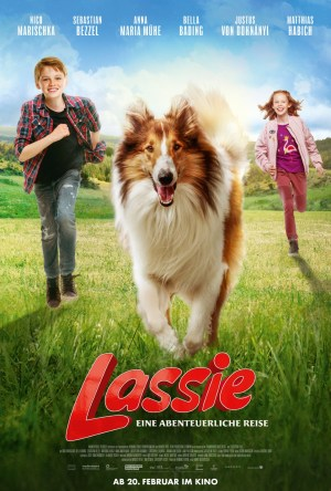 Lassie Come Home Legendado Online