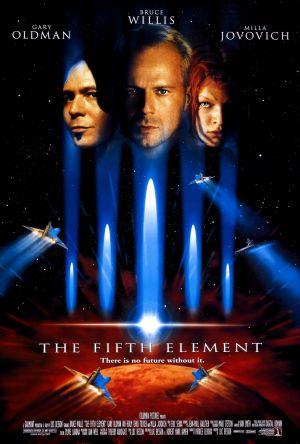 O Quinto Elemento Dublado Online