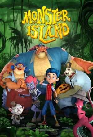 A Ilha dos Monstros Dublado Online