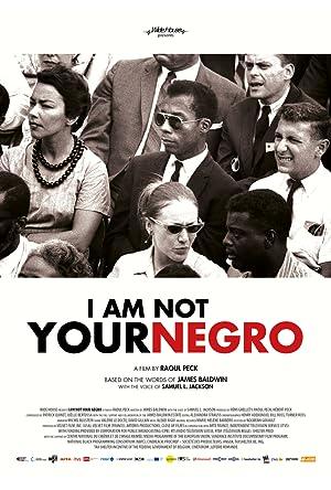 Eu Não Sou Seu Negro Legendado Online