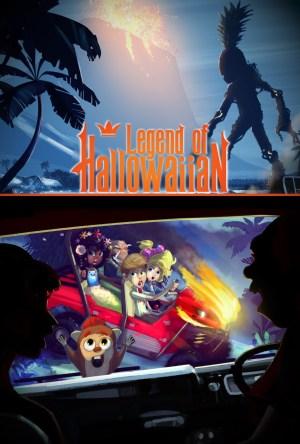 Legend of Hallowaiian Legendado Online