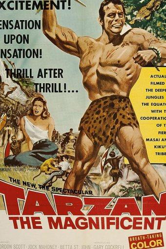 Tarzan, O Magnífico Dublado Online