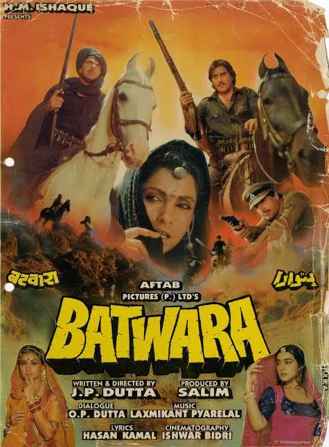 Batwara 1989 Hindi Movie AMZN WebRip 400mb 480p 1.4GB 720p 4GB 13GB 1080p