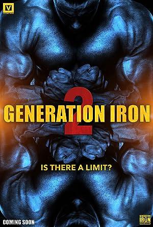 Generation Iron 2 Legendado Online