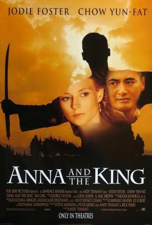 Anna e o Rei Dublado Online