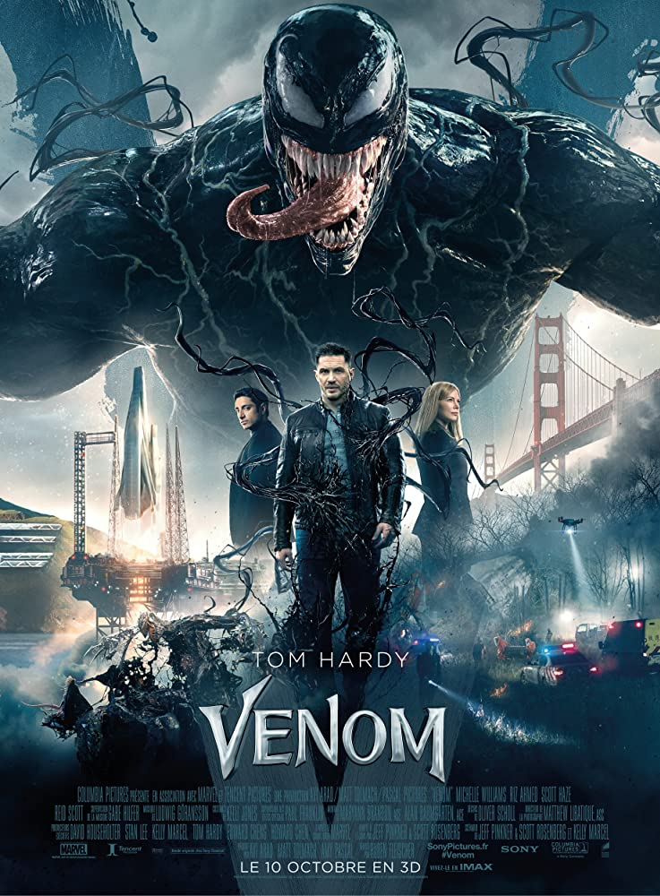 Venom (2020) Bangla Dubbed ORG Movie 720p BluRay 800MB Download