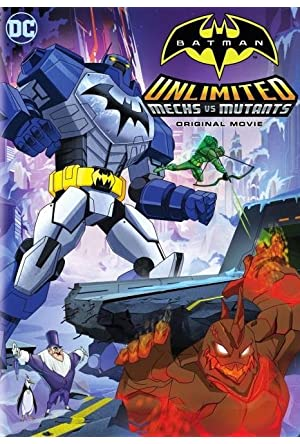 Batman Sem Limites Mechas Vs Mutantes Dublado Online