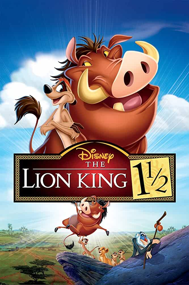 The Lion King 3 Hakuna Matata (2004) 720p BluRay x264 [Dual Audio] [English 5.1 + Hindi DD 2.0] watch Online free Download on movies365.co