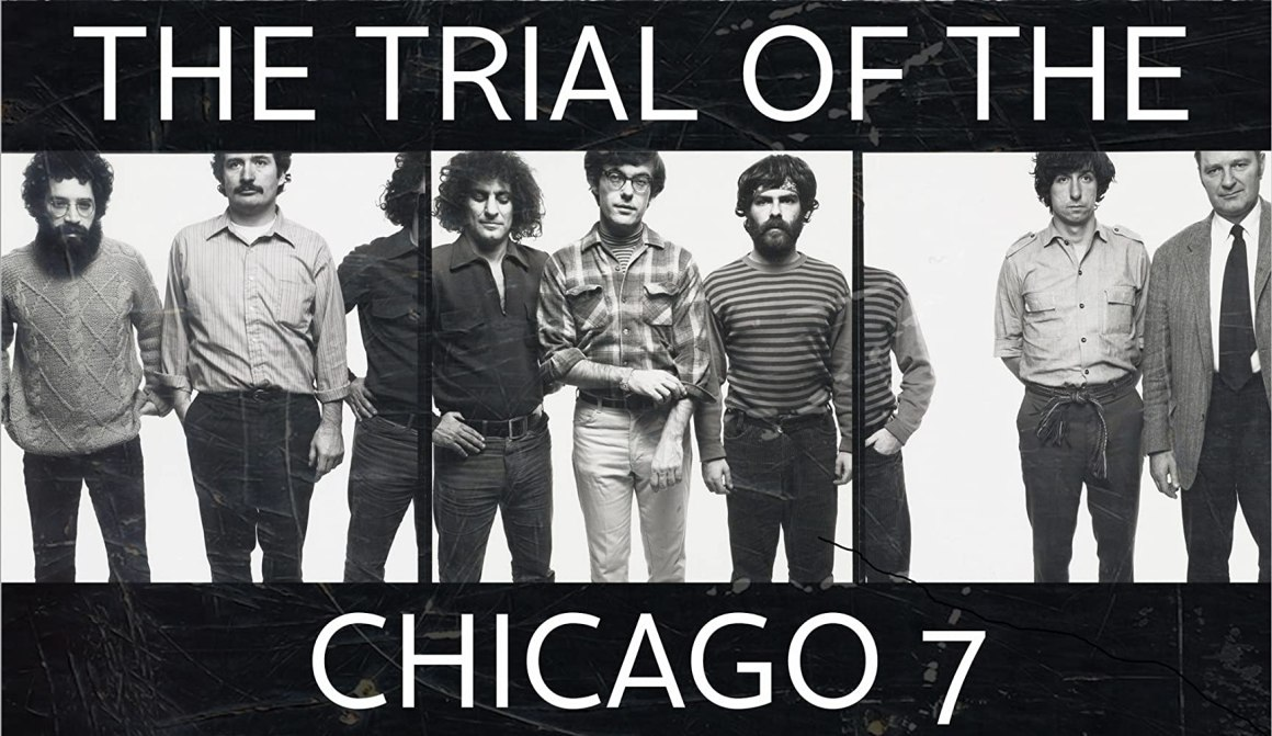 Image result for The Trial of the Chicago 7 2020