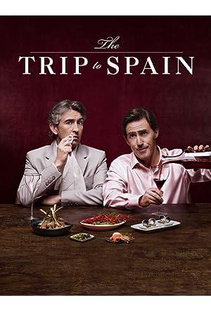 Uma Viagem para Espanha Dublado Online