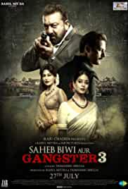 Download Saheb Biwi Aur Gangster 3 (2018) Full Movie {Hindi} Bluray 480p | 720p