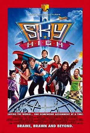 Sky High – Super Escola de Heróis Dublado Online