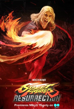 Street Fighter: Resurrection Legendado Online