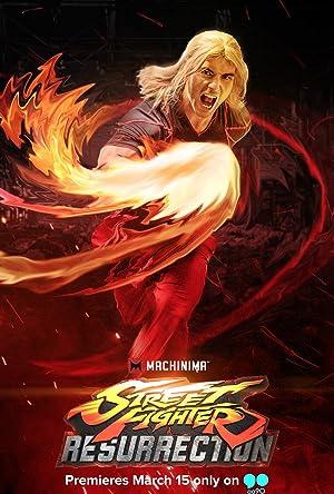 Street Fighter: Resurrection Legendado Online