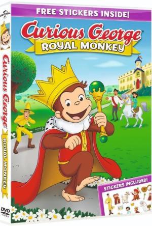 George, O Curioso – Uma Vida de Rei Legendado Online