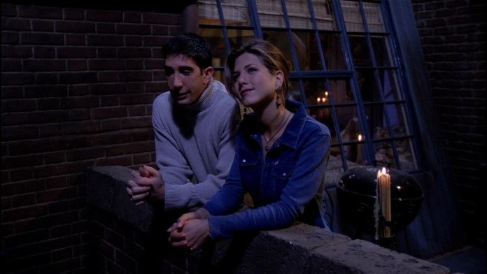 """Friends"""" The One with the Blackout (TV Episode 1994) - IMDb"""