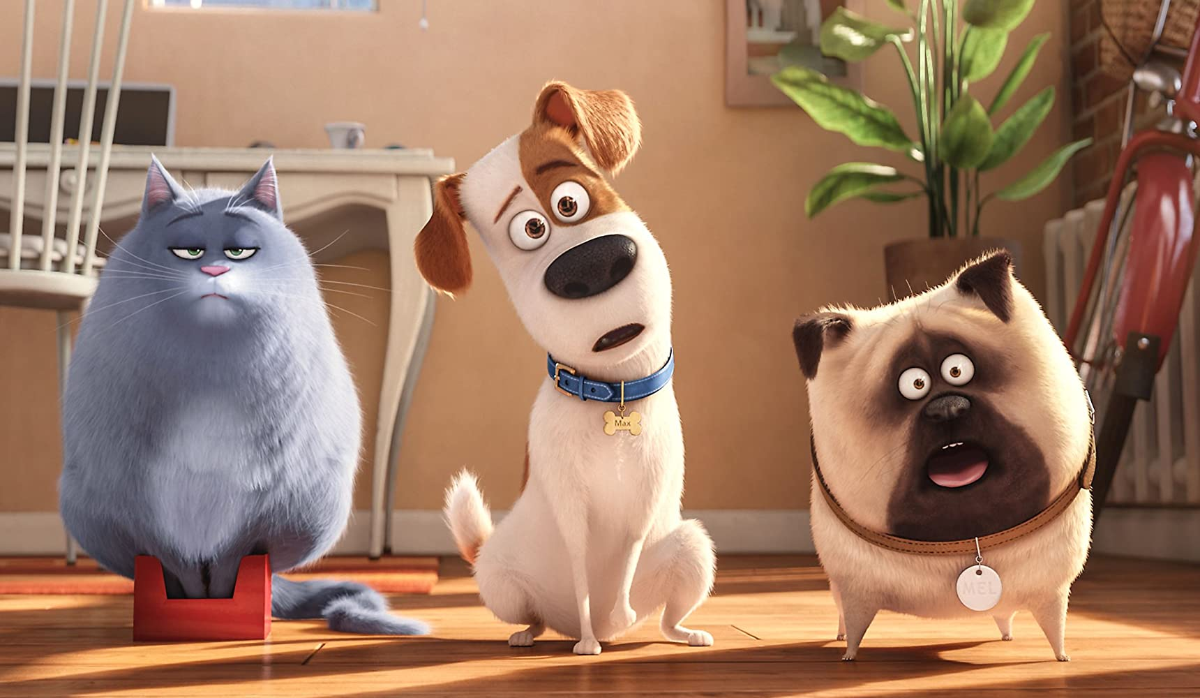 The Secret Life of Pets / Illumination Entertainment & Universal Pictures. © 2019. All rights reserved.