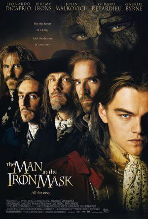 O Homem da Mascara de Ferro Dublado Online