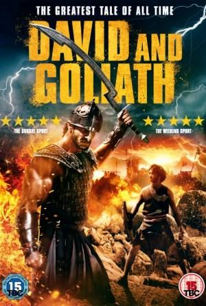 Davi e Golias – A Batalha Da Fé Dublado Online