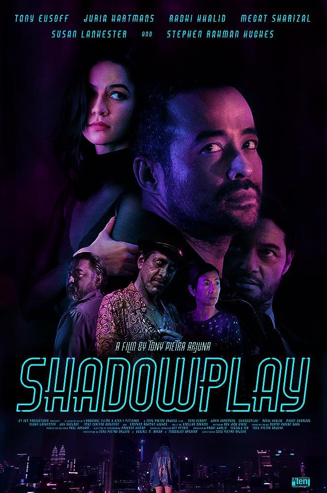 Shadowplay (2019) English 300MB HDRip 480p ESubs