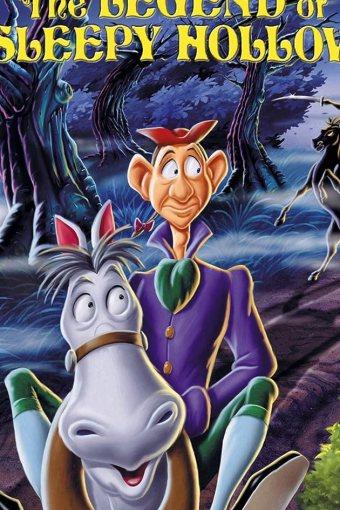 As Aventuras de Ichabod e a Lenda da Caverna Dublado Online
