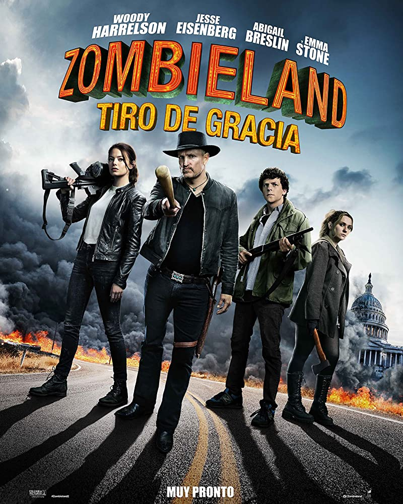 Zombieland Double Tap 2020 Bangla Dubbed ORG Movie 720p BluRay 900MB Download