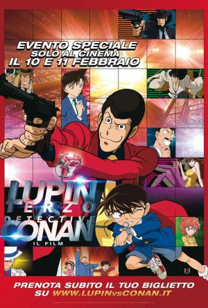 Lupin III Vs Detetive Conan: O Filme Dublado Online