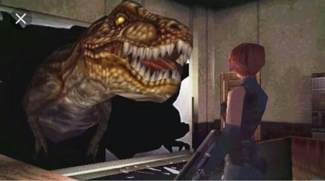 Dino Crisis (1999)