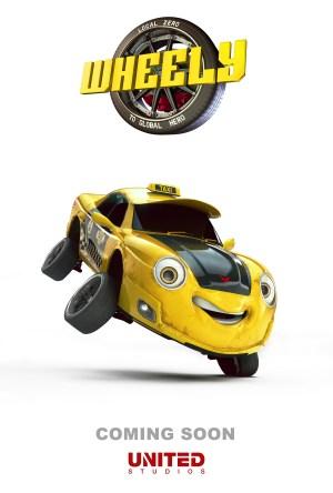 Wheely – Velozes e Divertidos Dublado Online