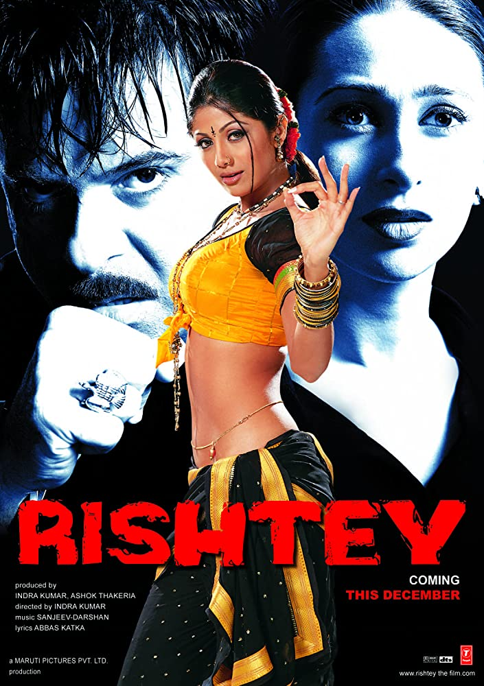 Rishtey 2002 Hindi Movie AMZN WebRip 400mb 480p 1.3GB 720p 4GB 10GB 1080p