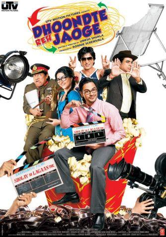 Dhoondte Reh Jaoge 2009 Hindi Movie 720p HDRip 900MB