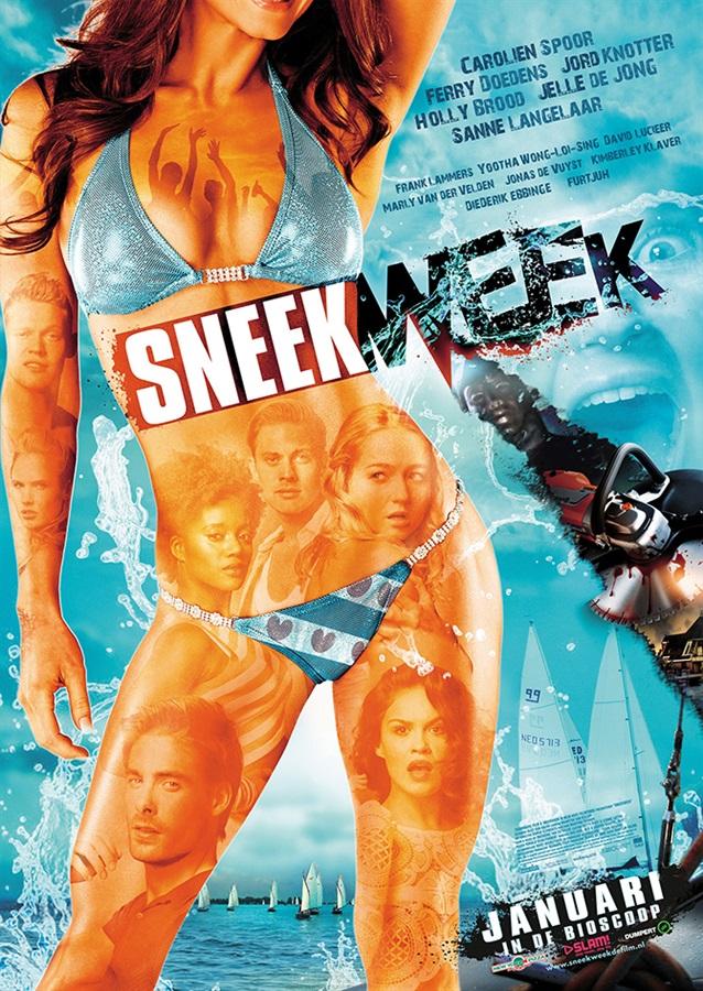 18+ Sneekweek 2016 English 720p HEVC BluRay 700MB ESubs