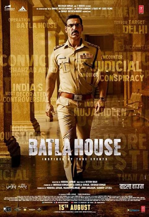 Download Batla House 2019 Hindi Movie 720p | 1080p