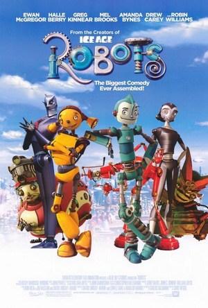 Robôs Dublado Online