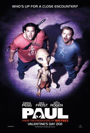 Paul: O Alien Fugitivo Dublado Online