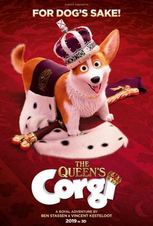 The Queen's Corgi Legendado Online